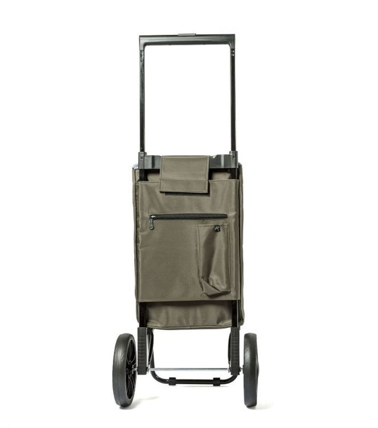 Shoppingvagn CityXShopper Evolution MörkGrön