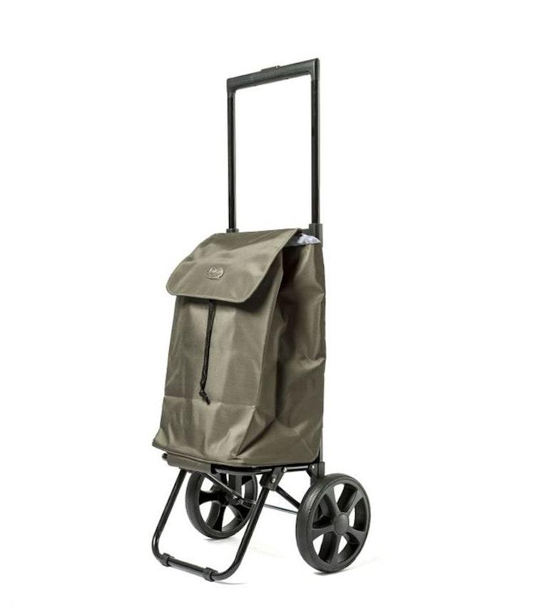 Shoppingvagn City X Shopper Evolution MörkGrön EPIC