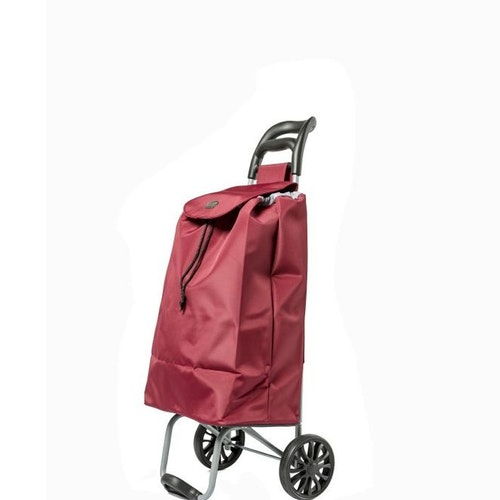 Shoppingvagn City X Shopper Ergo Röd