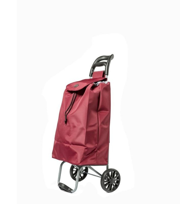 Shoppingvagn City X Shopper Ergo Röd