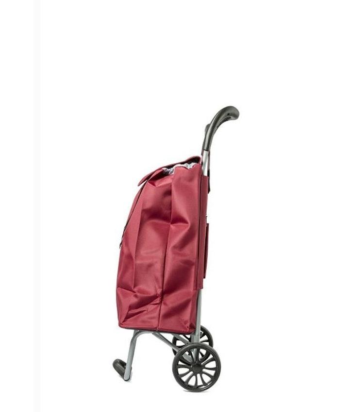 Shoppingvagn CityXShopper Ergo Röd Epic