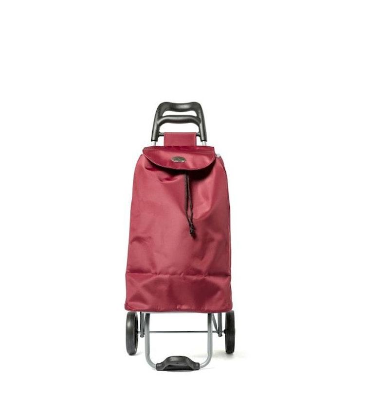 Shoppingvagn City X Shopper Ergo Röd Epic