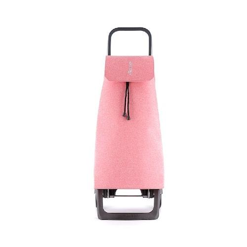 Shoppingvagn Rolser Joy Jet Tweed rosa