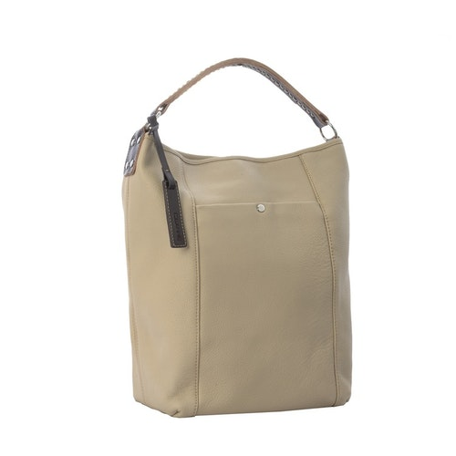 Axelväska Bucket Bag Sand, Ceannis