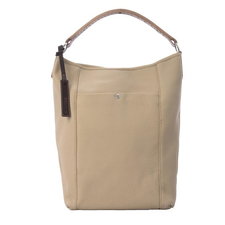 Axelremsväska Bucket Bag Sand, Ceannis