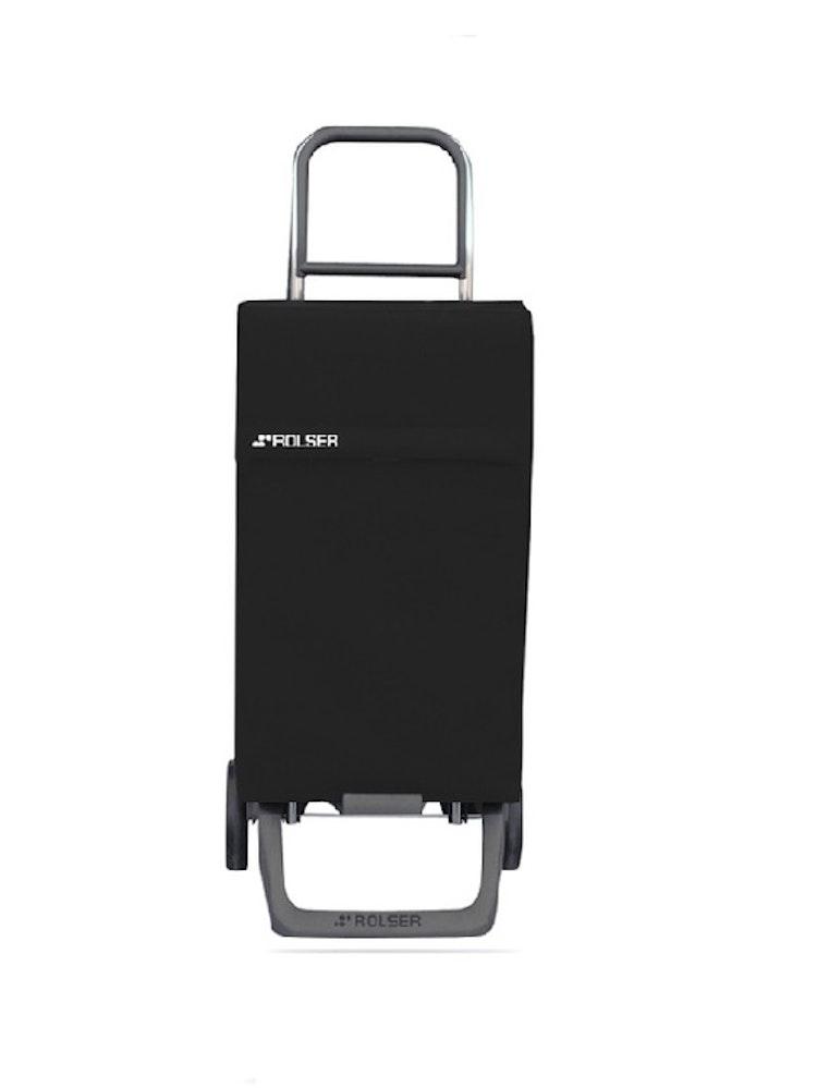 Retro Shoppingvagn Rolser Joy Neo svart