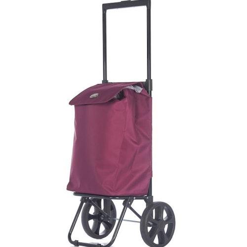 Shoppingvagn CityXShopper Evolution Plommon