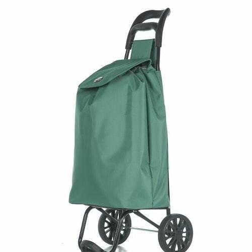Shoppingvagn City X Shopper Ergo Grön Epic