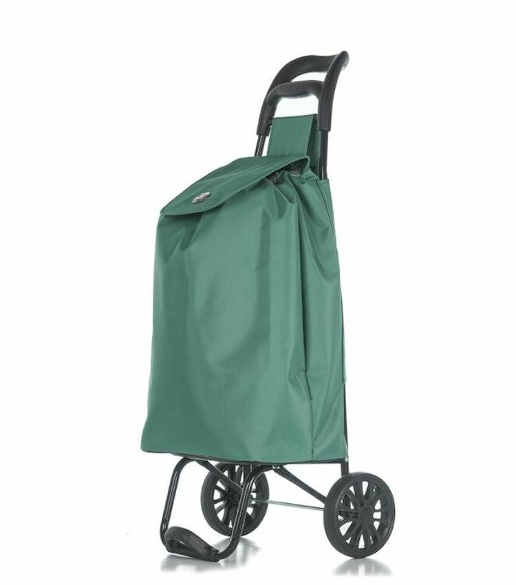 EPIC Shoppingvagn CityX Shopper Ergo Grön