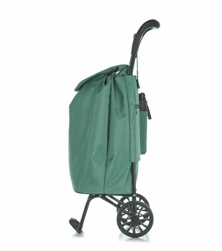 Ergo Shoppingvagn City X Shopper Grön från Epic