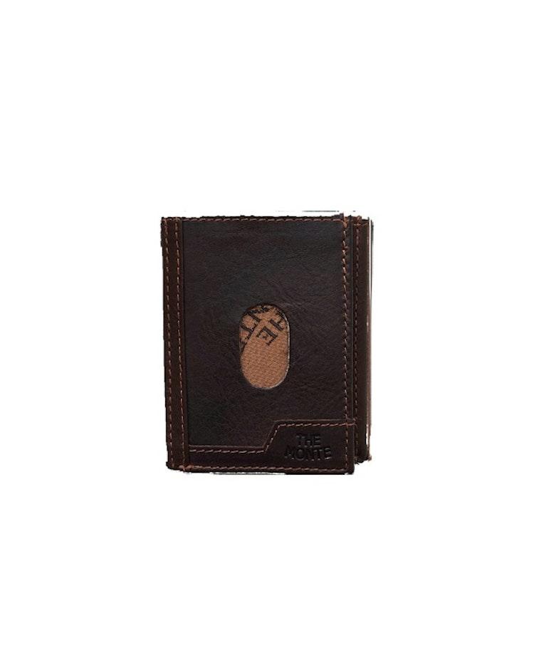 kortfodral / plånbok thumbs up The Monte  2162831 brun