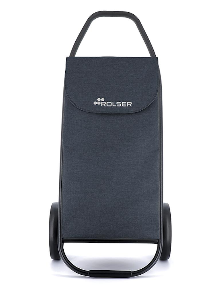 Shoppingvagn Rolser Com 8 Tweed Marinblå