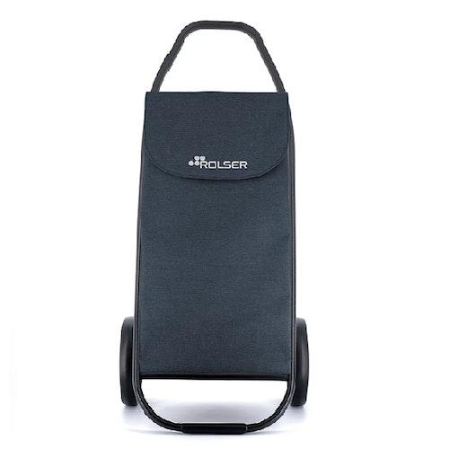 Shoppingvagn Rolser Com 8 Blacktube Tweed Marino
