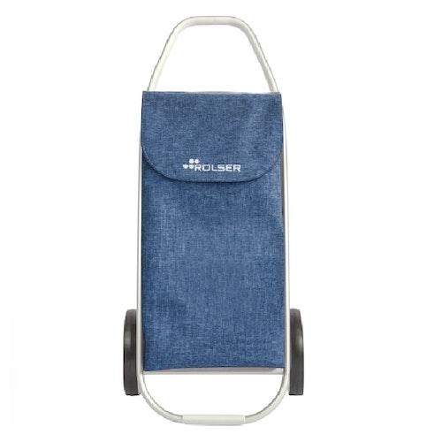 Shoppingvagn Rolser Com 8 Tweed Blå