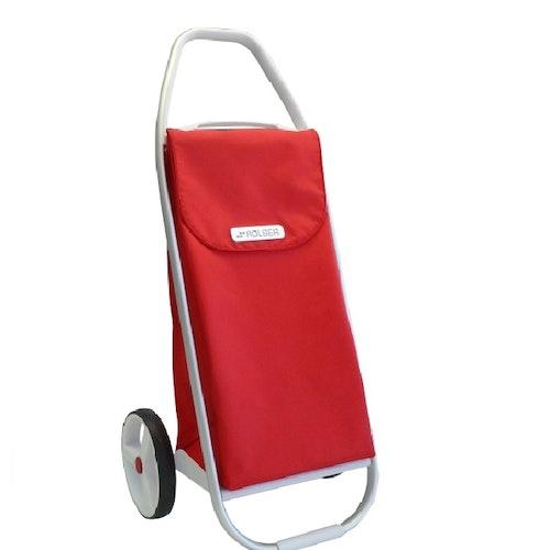 Shoppingvagn Rolser Com 8 MF Röd