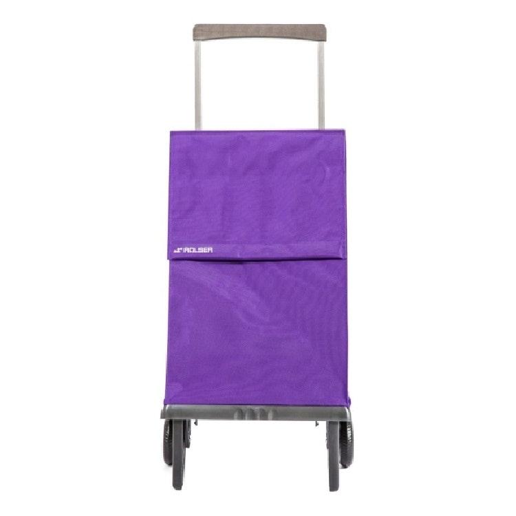 Shoppingvagn Rolser Plegamatic Lila
