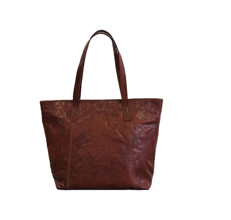 Tote bag - vårens smartaste väska med plats för allt! Luca Ferri 7407