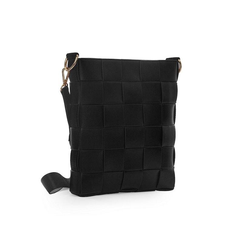 BRAIDED STRAP BAG BLACK CEANNIS 047119981
