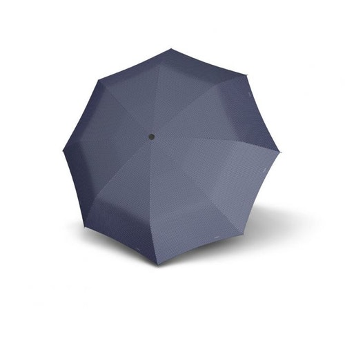 Paraply hopfällbart helautomatiskt blått med prickar Doppler 744865DT01