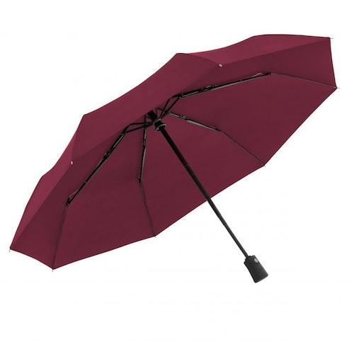Paraply hopfällbart vinrött Doppler 7443163
