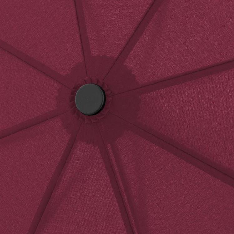 paraply som även tåler det värsta vädret vinrött 7443163