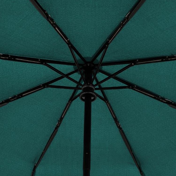 stormsäkert paraply i fickformat evergreen Doppler 7443163