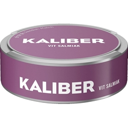 stock Kaliber Vit Salmiak 16 g