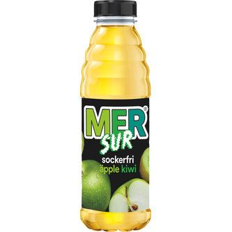 MER Sur Äpple Kiwi Sockerfri 5