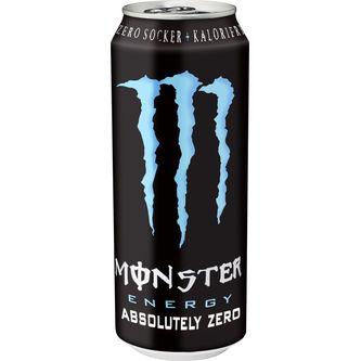 Monster Absolutely Zero Energy