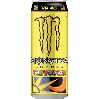 Monster The Doctor Energy Drin