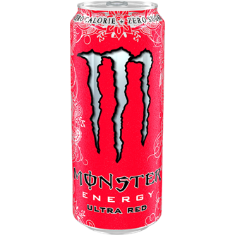 Monster Ultra Red Energy Drink