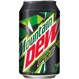 Mountain Dew 33 cl