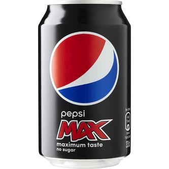 Pepsi Max 33 cl