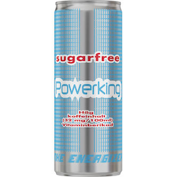 Powerking Energy Drink Sugarfr