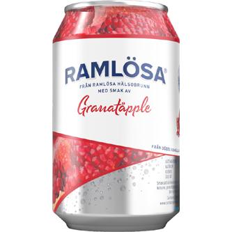 Ramlösa Granatäpple 33 cl