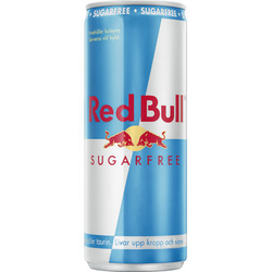 Red Bull Energy Drink Sugarfre