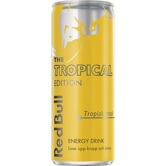 Red Bull Tropical 25cl