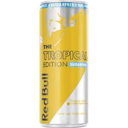 Red Bull Tropical Edition SF