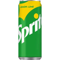 Sprite Sleek Can 33 cl