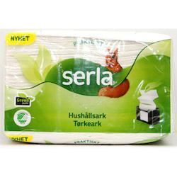 Serla Hushållsark 135st