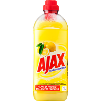 Ajax allrengörning citron