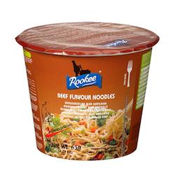 Cup noodles beef 65g