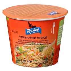 Cup noodle räkor