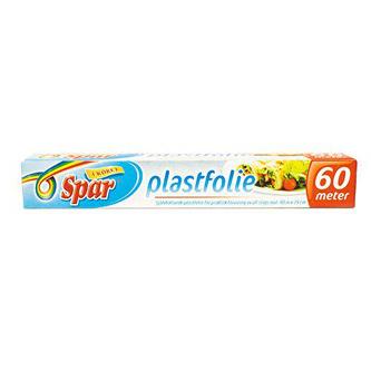 Spar Plastfolie