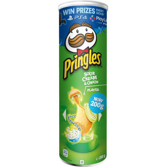 Pringles Sourcream & Onion 200