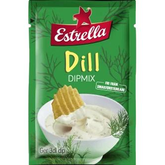 Estrella Dipmix Dill 20 g