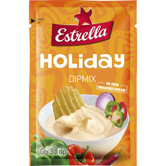 Estrella Dipmix Holiday 26 g