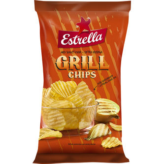 Estrella Grillchips 175 g