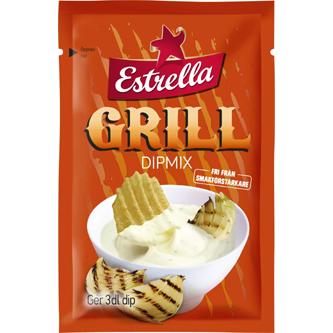 Estrella Dipmix Grill 24 g