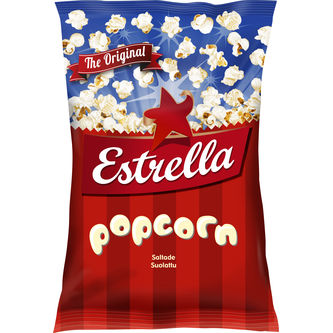 Estrella Popcorn Salt 65 g